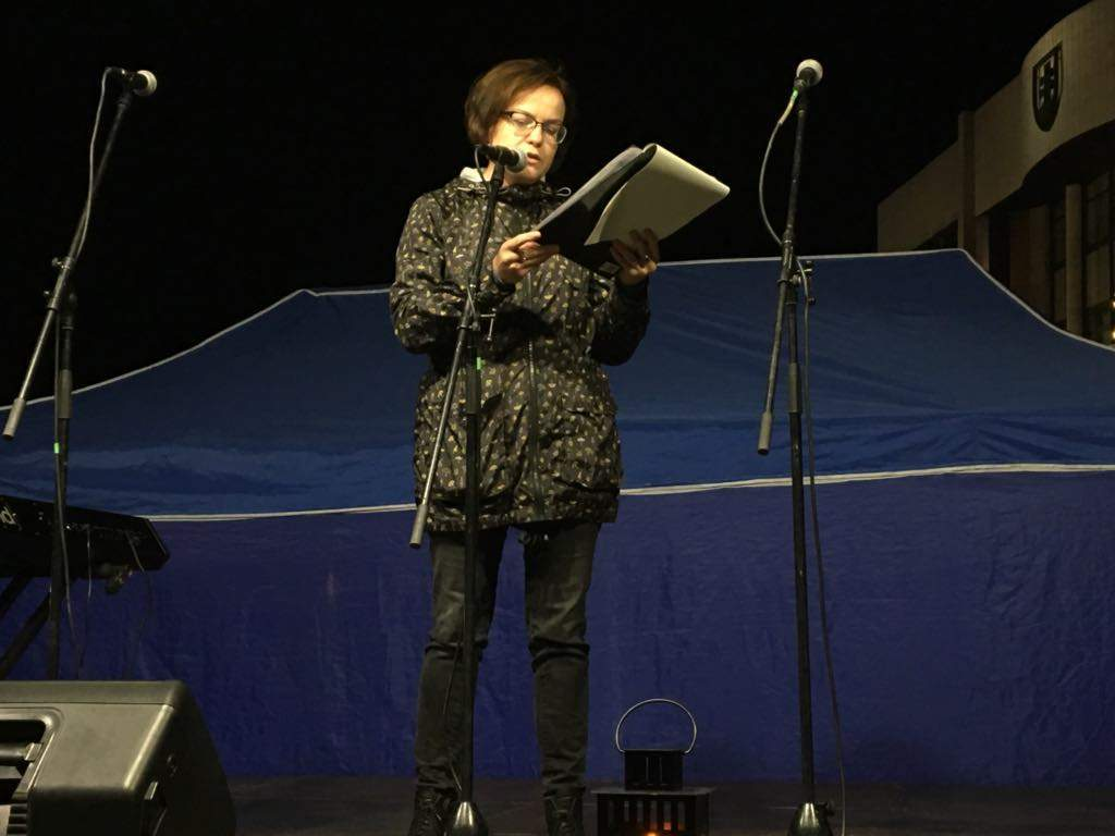 Novinárka Zuzana Petková