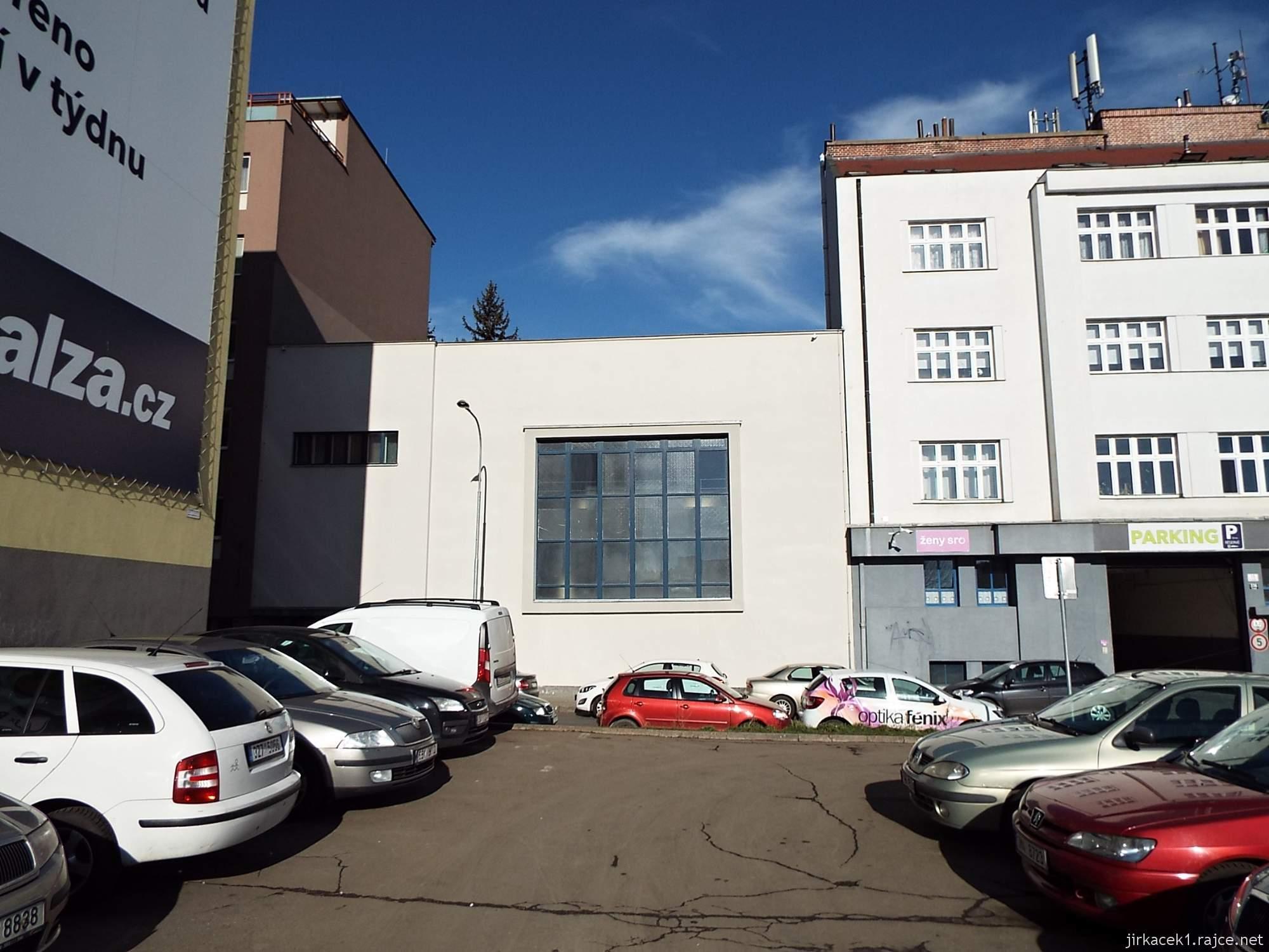 Brno - Synagoga Agudas achim