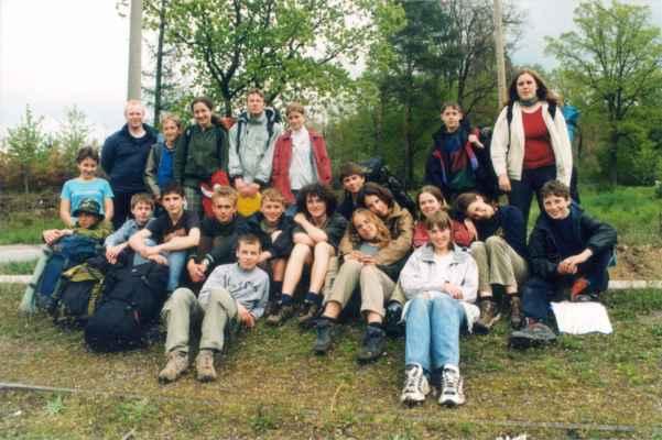 Rádcovský kurz 2004 - třetí víkend