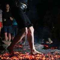 www.chuzepoohni.cz, firewalking, flamewalking, chůze po žhavém uhlí