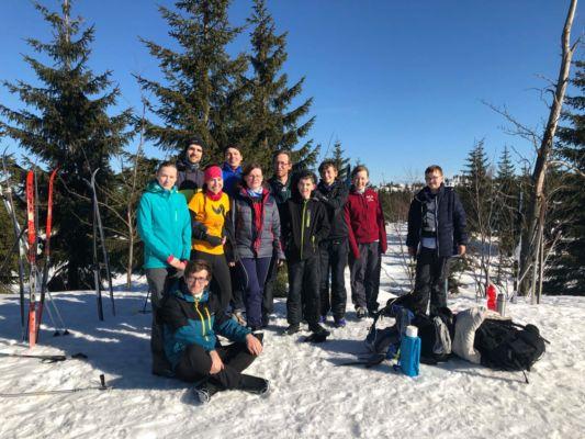 Běžky Tanvald 2019