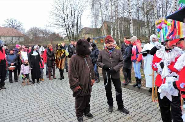 Němčice - medvěd před soudem
