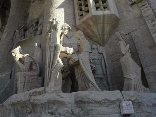 Ježíšův soud - Pilát si myje ruce.