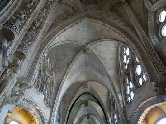 Sagrada Familia - Růžencová kaple
