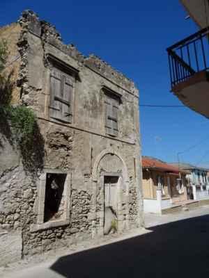 Procházíme uličkami vesnice Macherado