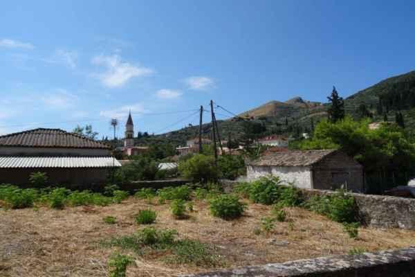 Pohled na vesnici Macherado