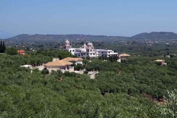 monastery Eleftheotria