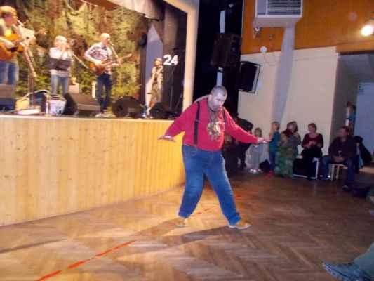 Kaplanovy taneční kreace