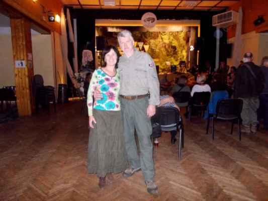 S výborným tanečníkem Kubrtem