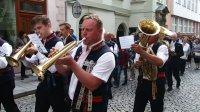 V sobotu prošlo městem tradiční procesí s obrazem Klatovské madony. - O fenoménu zázračného obrazu více v tomto albu https://rehaak.rajce.idnes.cz/Klatovska_Madona/