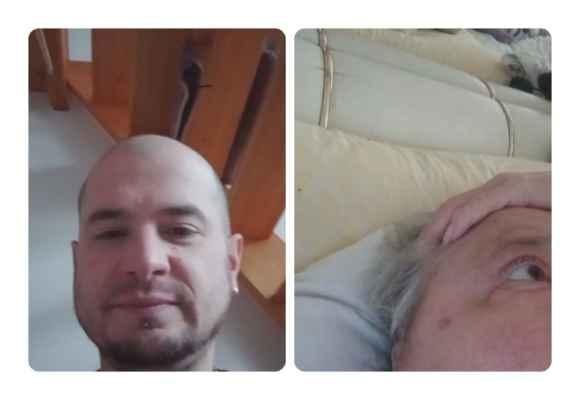 LasardoPictures a Pašková foto 2021. - Momentka - Fotka z aplikace Duo z 5 němého filmu 2021 od tvůrce zábavného pořadu,,Neboj oni to už dělají jinak,,v hlavní roli paní Pešková a Tam Aš dojdeš anebo Tamáš.J,dne 28.1.2021 - Tamáš selfie video 2021.V ten den Jiřinka byla hodně nemocná.Uzdrav se Jiřinko prosím p.Boha i andělé ať tě uzdraví a jsi mezi námi.TJ. »*«  * Foto|Dne: 28.1.2021/Plzeň ve čtvrtek * Fotograf & All Rights Reserved Video: LasardoPictureS/D'J.Tamáš|TJ81  * Fotoaparát: Xiaomi Redmi Note 9   »*«  #LasardoPictureS #Covid19 #Plzeň #Dodi2021 #Tj81fotografie #TamášJozef #Pašková #Duo #Duoaplikace #Mates #noha #nemocna #JP53 #JirinaPaskova #mobilníaplikaceDuo #JP1953 #dodo2021 #pandi2021 #panduška #pandi #cat  »*«  * JT81 R.I.P hudba - www.youtube.com/playlist?list=PLALJeiPjfjpZFiG27SmrhQfsdprHyB4D   »*«  Sdílené z mých TJ81,dat od Vodafonu dne 30.1.2021
