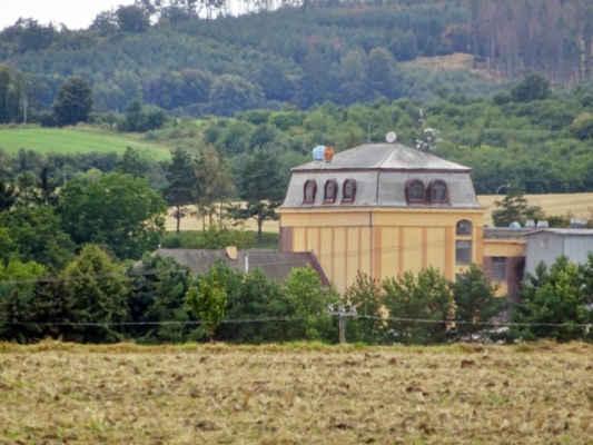 mlýn ve Slatinicích